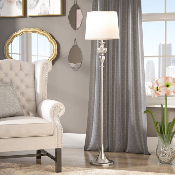 Shortt 61.5 Standard Floor Lamp by Willa Arlo Interiors