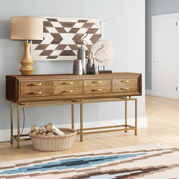 Carbondale Console Table by Foundry Select