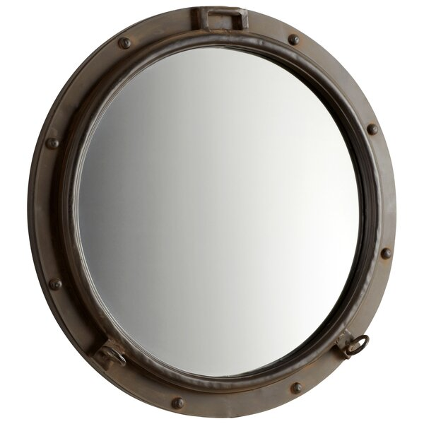 Porto Wall Mirror by Cyan Design