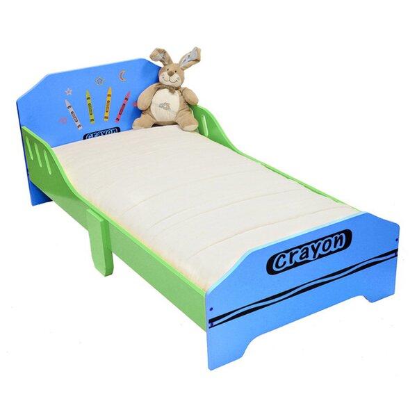 Ellington Circle Junior Toddler Bed by Zoomie Kids
