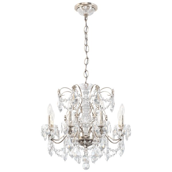 Century 8-Light Candle Style Empire Chandelier