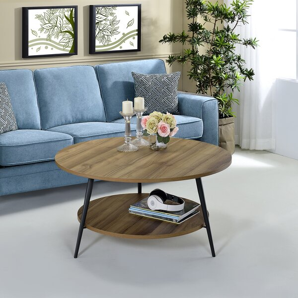 Melantha Coffee Table With Storage By Wrought Studio