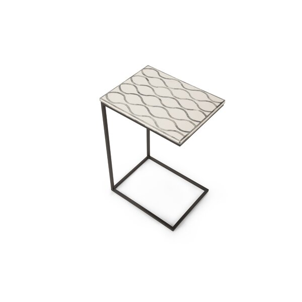 Cowell End Table by Fleur De Lis Living