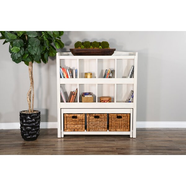 Makela Cube Bookcase by Rosecliff Heights Rosecliff Heights