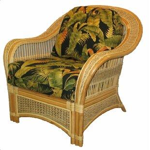tropical accent chairs you ll love wayfair
