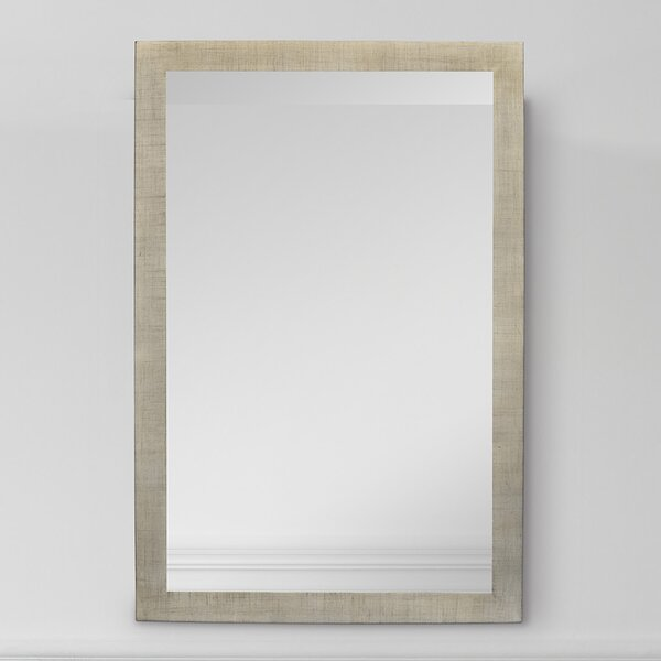 Kare Framed Rectangular Accent Wall Mirror by Ren-Wil