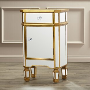 Reviews Lorenzo 1 Drawer Accent Cabinet By Willa Arlo Interiors