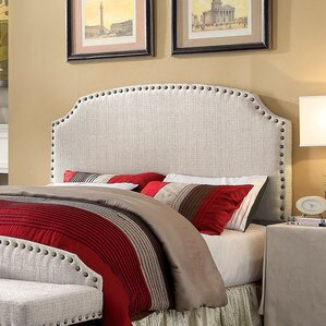 Ally Upholstered Panel Headboard by A&J Homes Studio