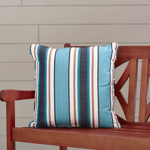 Outdoor Sunbrella Throw Pillow by Wayfair Custom Outdoor Cushions