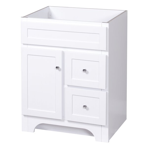 Worthington Bathroom Vanity Base by Hazelwood Home