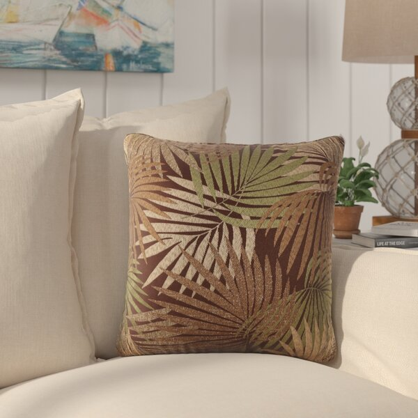 Danae Outdoor Throw Pillow by Bayou Breeze