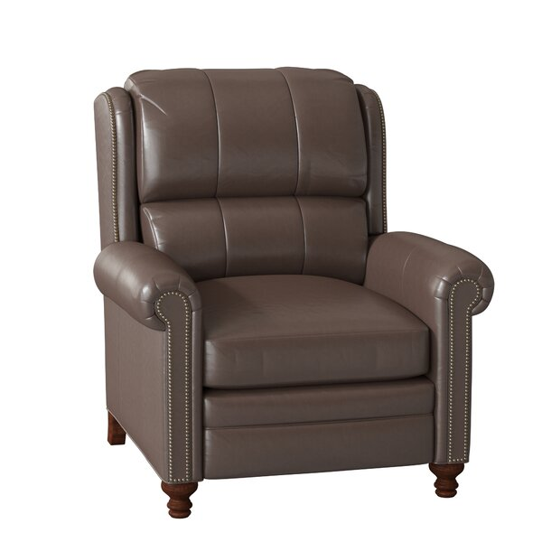 Satchel 3 Way Lounger Leather Recliner By Bradington-Young