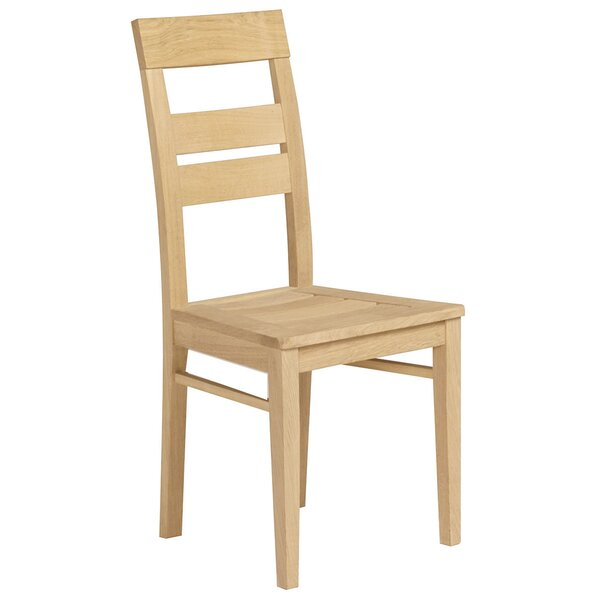 Aaron Solid Wood Dining Chair by Parisot
