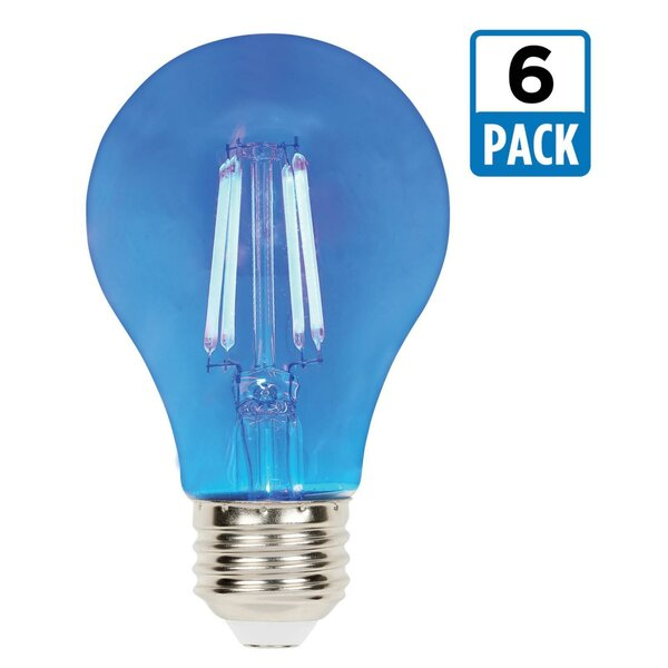 5W E26 Dimmable LED Edison Light Bulb  (Set of 6) (Set of 6) by Westinghouse Lighting