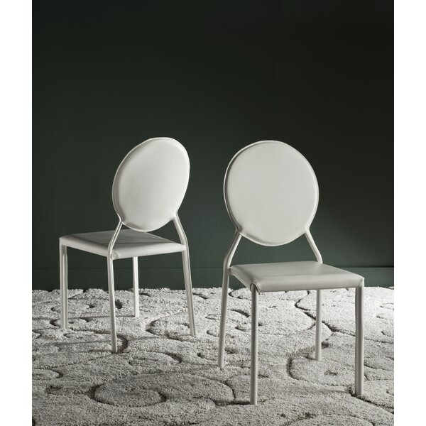 Jason Upholstered Side Chair (Set Of 2) By Willa Arlo Interiors