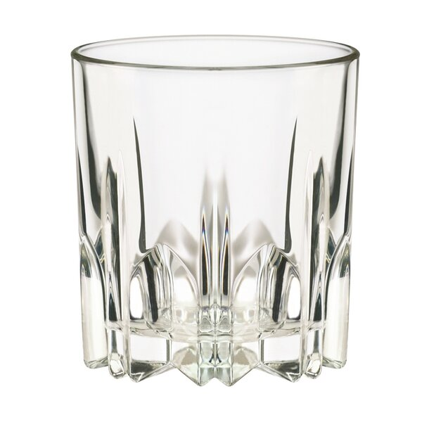 Litchfield 10 oz. Old Fashioned Glass (Set of 4) by Greyleigh