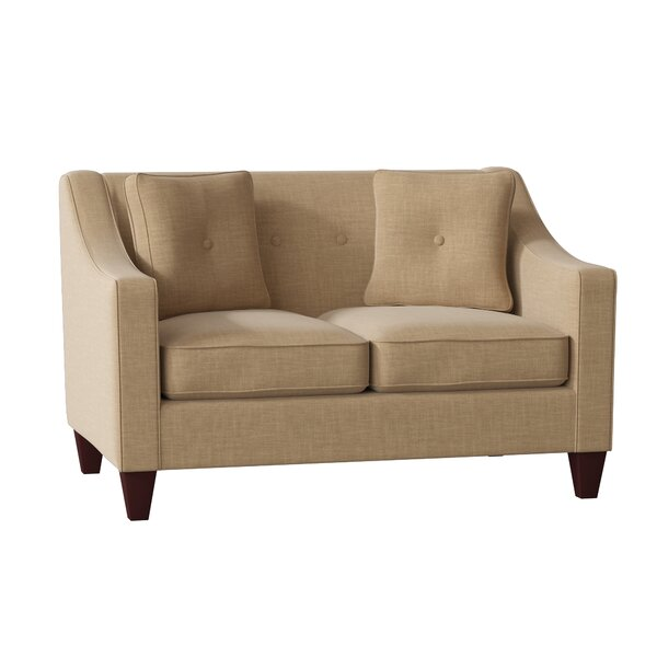 Buy Online Quality Incline Fabric Loveseat by Craftmaster by Craftmaster