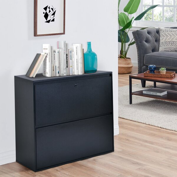 Home Office 2-Drawer Lateral Filing Cabinet