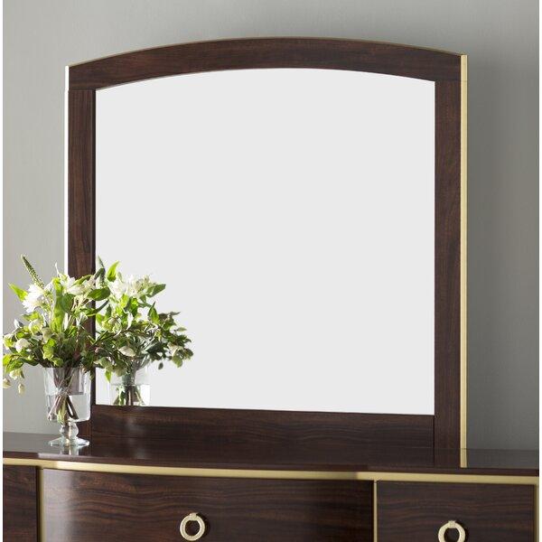 Bevis Rectangular Dresser Mirror by Willa Arlo Interiors