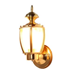 Jackson 1-Light Outdoor Sconce