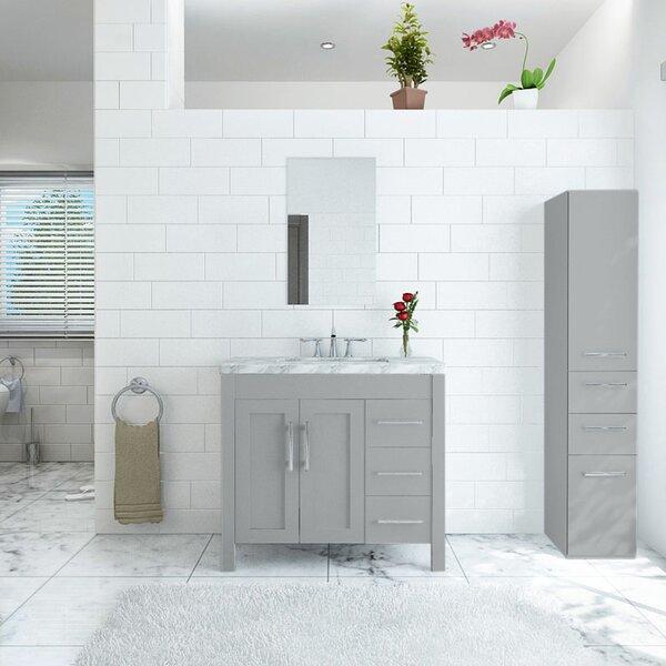 Keanu 39.5 Single Bathroom Vanity