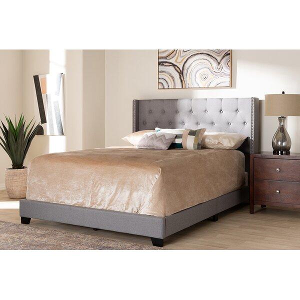 Fundin Upholstered Standard Bed by Winston Porter