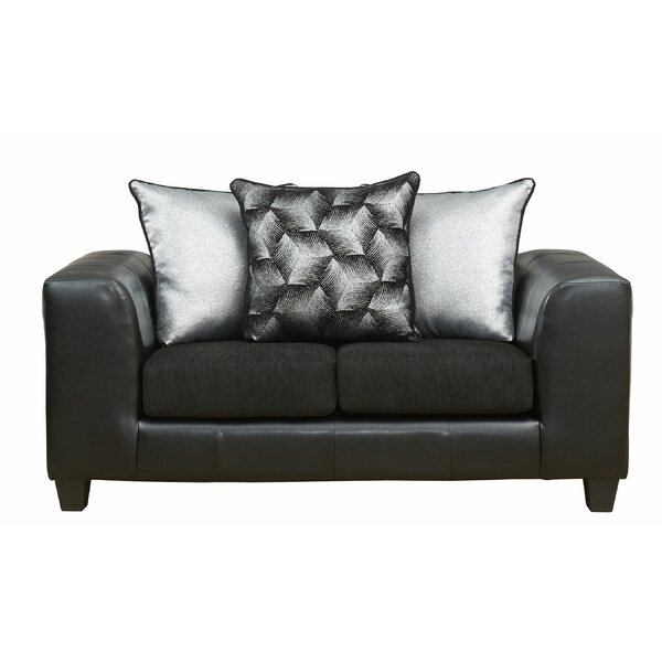 In Vogue Keppler Loveseat by Ivy Bronx by Ivy Bronx