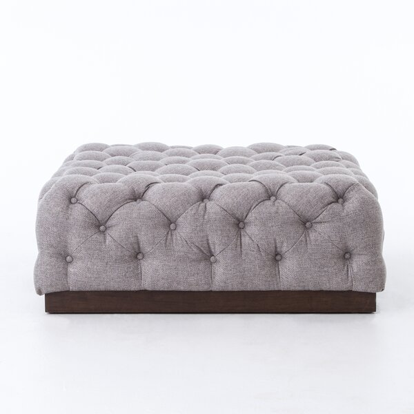 Cocktail Ottoman by Design Tree Home
