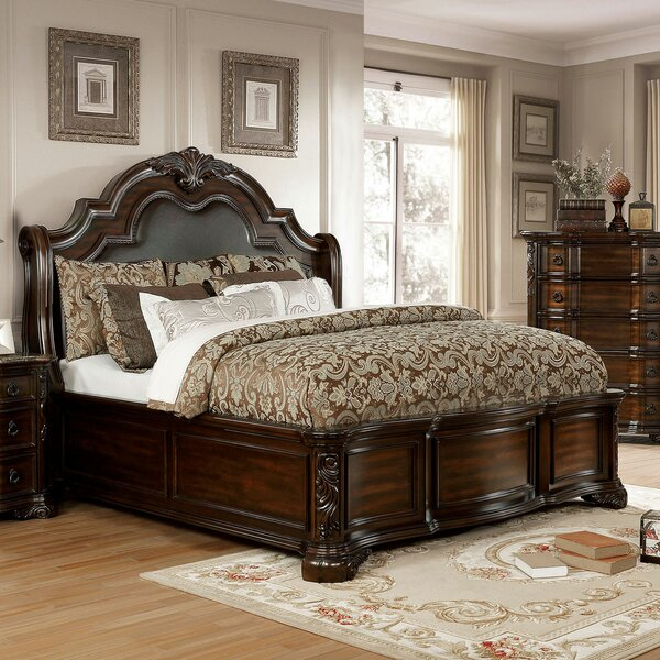 Castleberry Upholstered Standard Bed by Astoria Grand