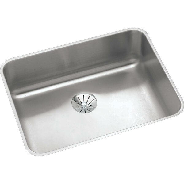 Lustertone 23 L x 18 W Undermount Kitchen Sink with Perfect Drain