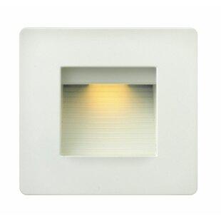 Read Reviews Luna 1 Light LED Step Light By Hinkley Lighting