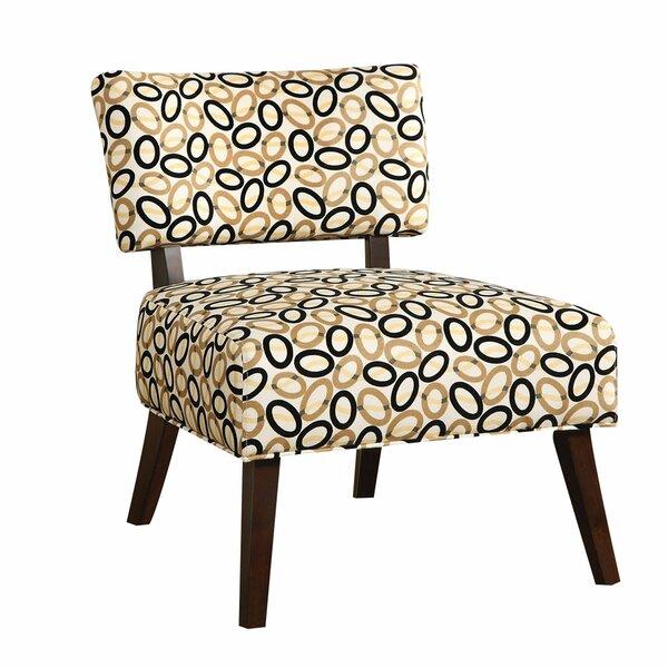 Gumbranch Slipper Chair by Ivy Bronx