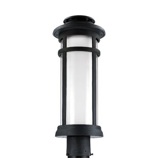 Ginger 1-Light LED Lantern Head By Latitude Run Outdoor Lighting