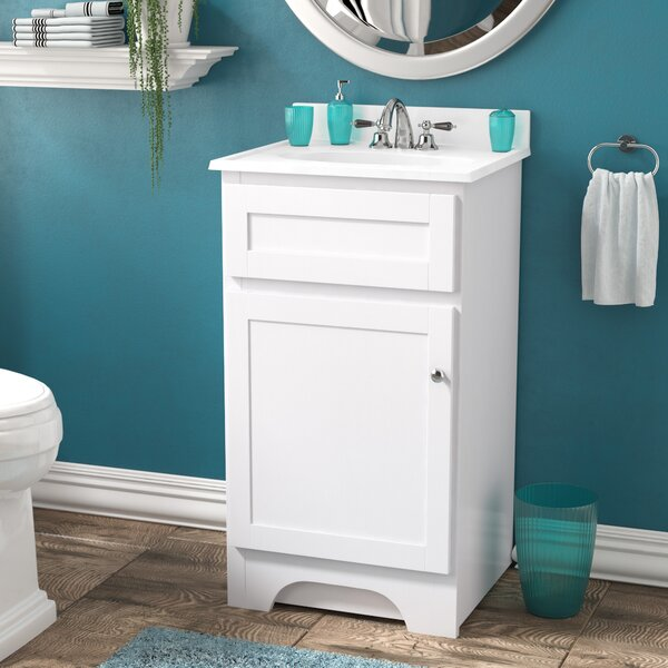 Helena 19 Single Bathroom Vanity Set by Andover Mills