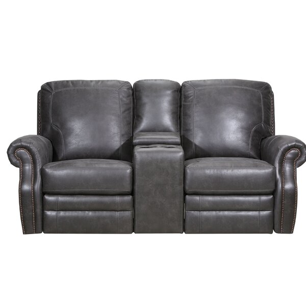 Aspasia Reclining Loveseat by Red Barrel Studio