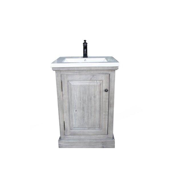 Bump 24 Single Bathroom Vanity Set by Highland Dunes