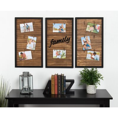 nexxt Design Fuse 7 Piece Picture Frame Set & Reviews | Wayfair