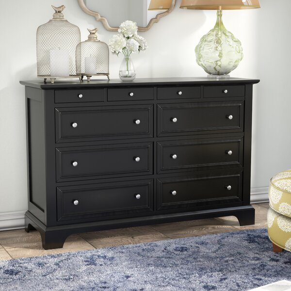 Mckeel 8 Drawer Double Dresser by Alcott Hill