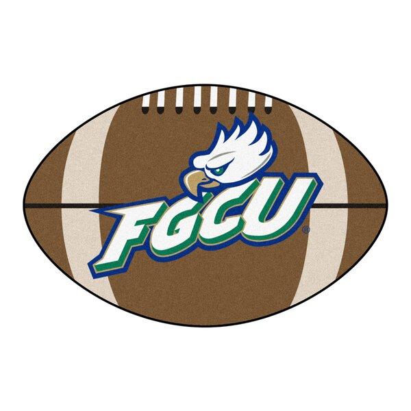 NCAA Florida Gulf Coast University Football Mat by FANMATS
