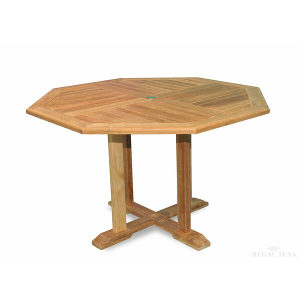 Teak Dining Table by Regal Teak