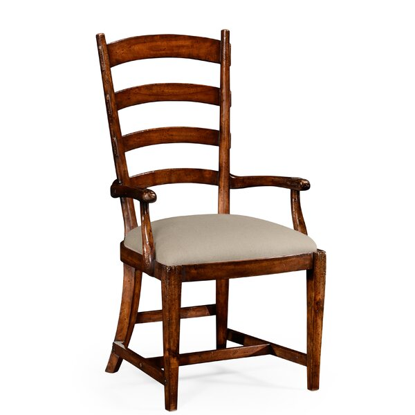 Huntingdon Solid Wood Dining Chair by Jonathan Charles Fine Furniture