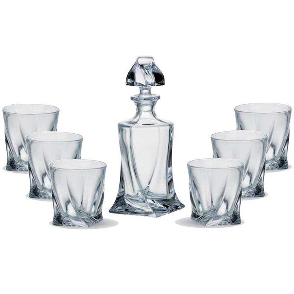 Wadhurst Whiskey 7 Piece Beverage Serving Set by Ebern Designs