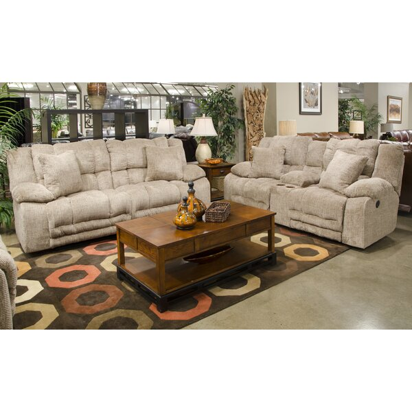 Branson Symmetrical Reclining Sectional