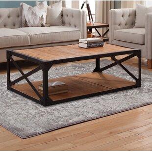 Eli Coffee Table with Storage