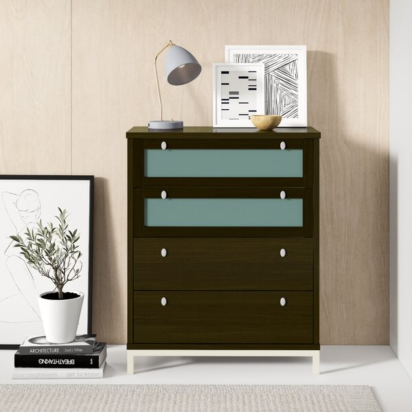Morrison 4 Drawer Chest by Zipcode Design
