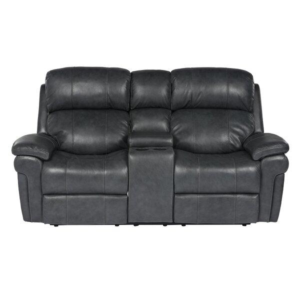 Free Shipping Dipalma Luxe Reclining Sofa