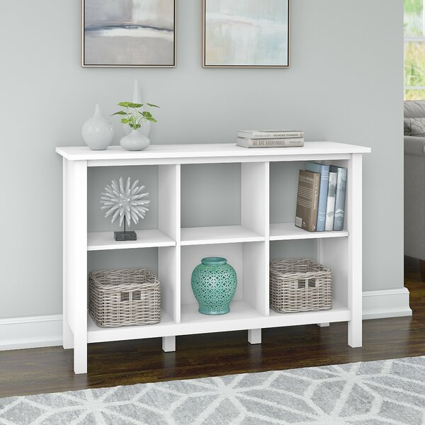 Broadview Cube Bookcase By Three Posts