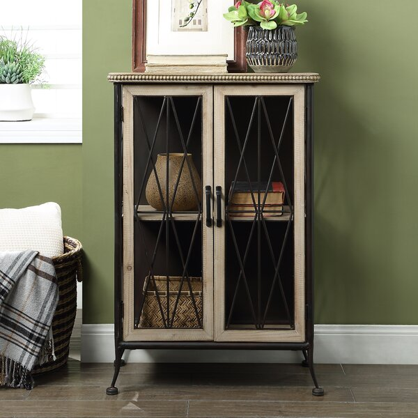 Festus 2 Door Accent Cabinet by Ophelia & Co.