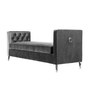 Messines Upholstered Bench by Mercer41