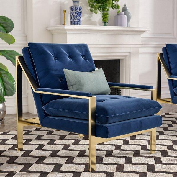 Heanor Armchair By Mercer41 Best Design